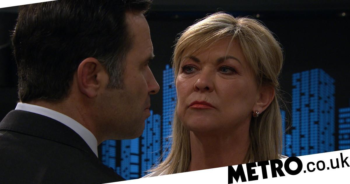 Kim takes revenge on Graham after he betrays her?