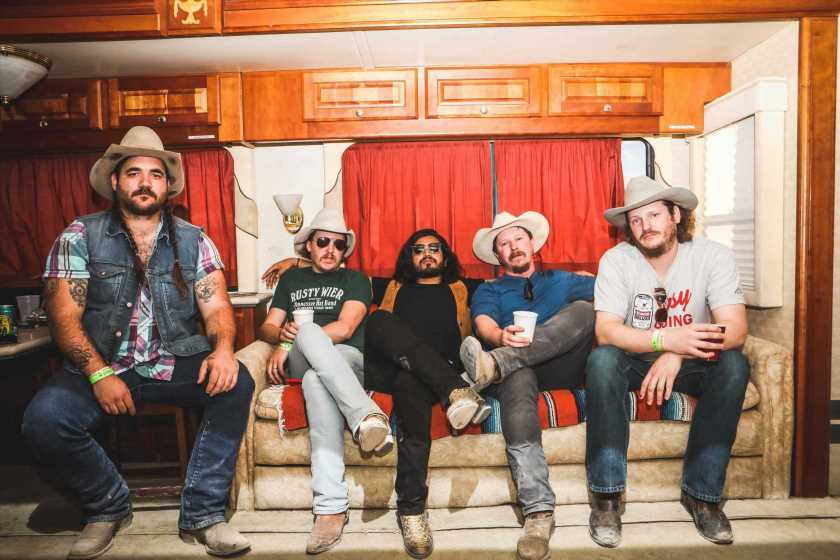 Hear Mike and the Moonpies' Nostalgic Cover of Fastball's Nineties Hit 'The Way'