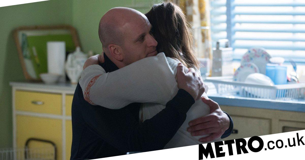 Stuart accused of Bex affair as she remains missing in EastEnders