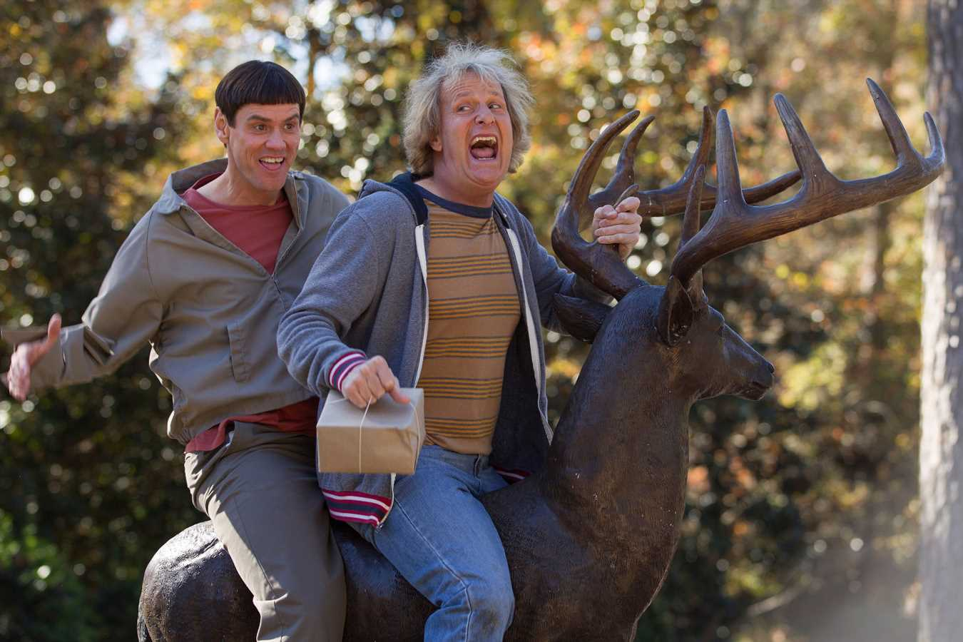 Jeff Daniels Reveals His Agents Didn't Want Him to Make Dumb and Dumber with Jim Carrey
