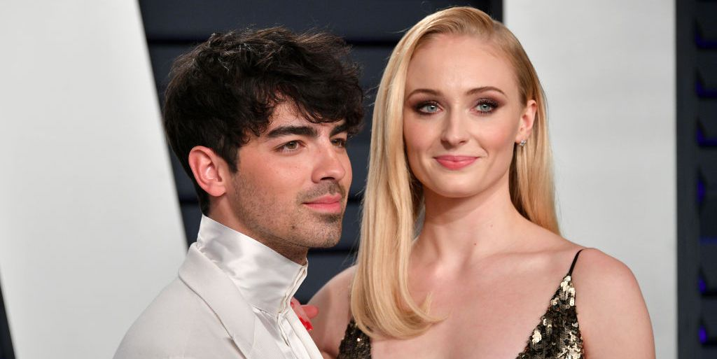 """Joe Jonas Says Diplo """"Ruined"""" His Wedding to Sophie Turner by Livestreaming the Ceremony (But They """"Loved It"""")"""