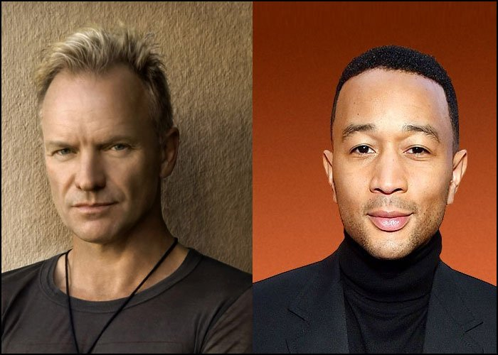 Sting, John Legend To Perform On NBC's 'Red Nose Day Special'