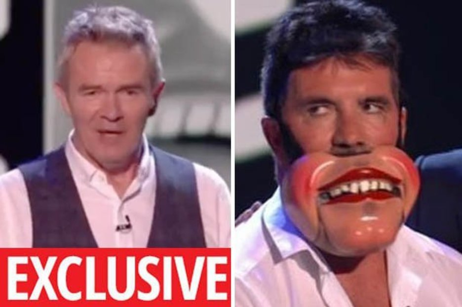 BGT's Jimmy Tamley 'not bothered' about show exit as he slams Simon Cowell