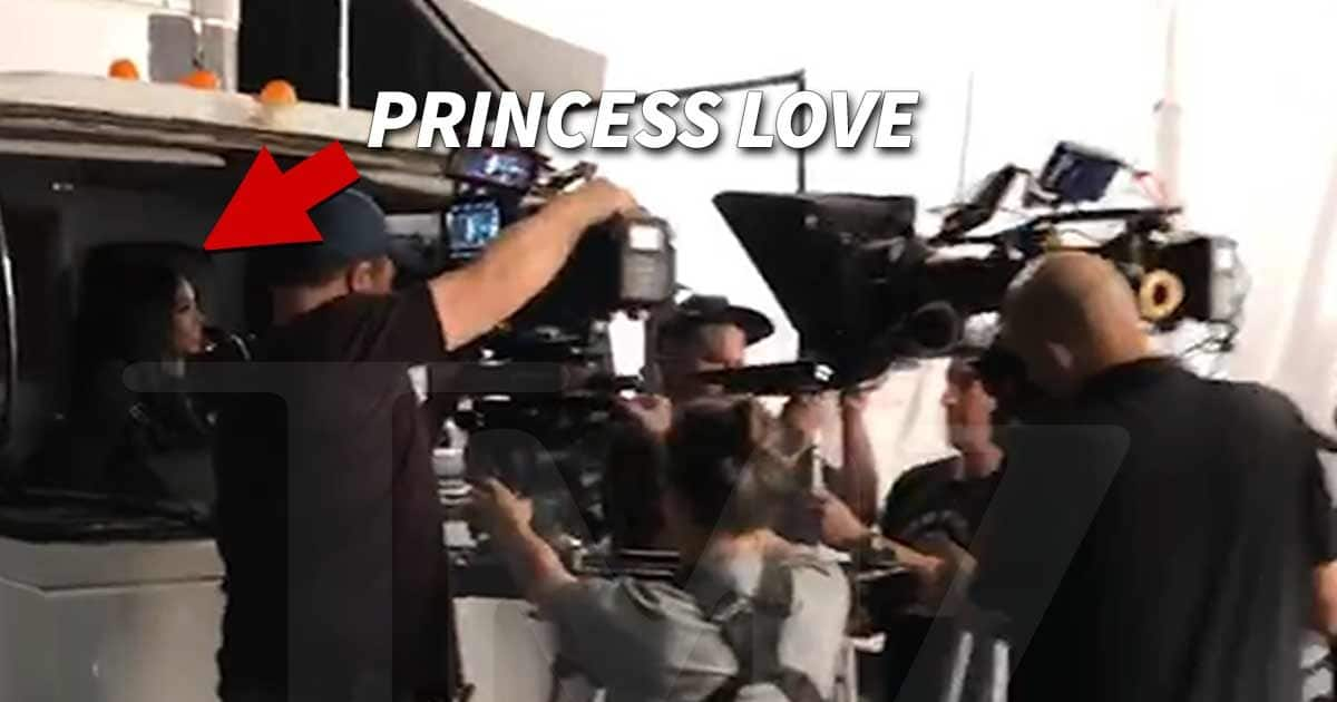 Princess Love is NOT Leaving 'Love & Hip Hop,' She's Starring in New Promo