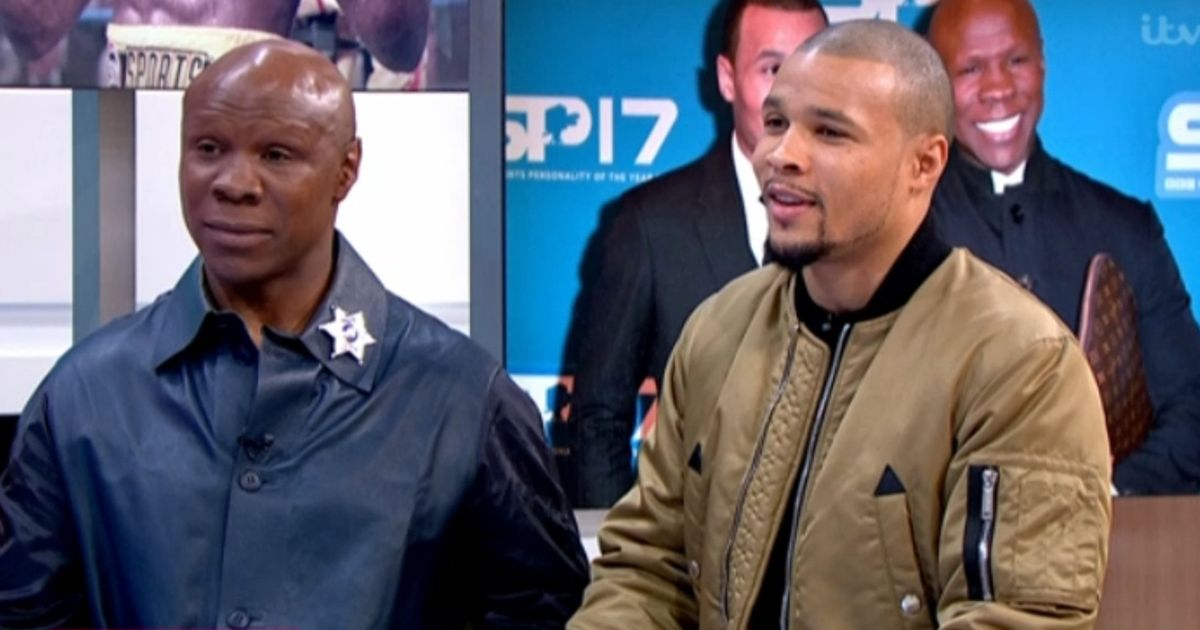 Chris Eubank stops GMB interview to ask whether they are live on air