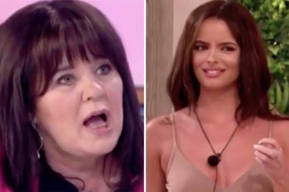 Loose Women branded 'back in the dark ages' over 'abysmal' Love Island Maura comments