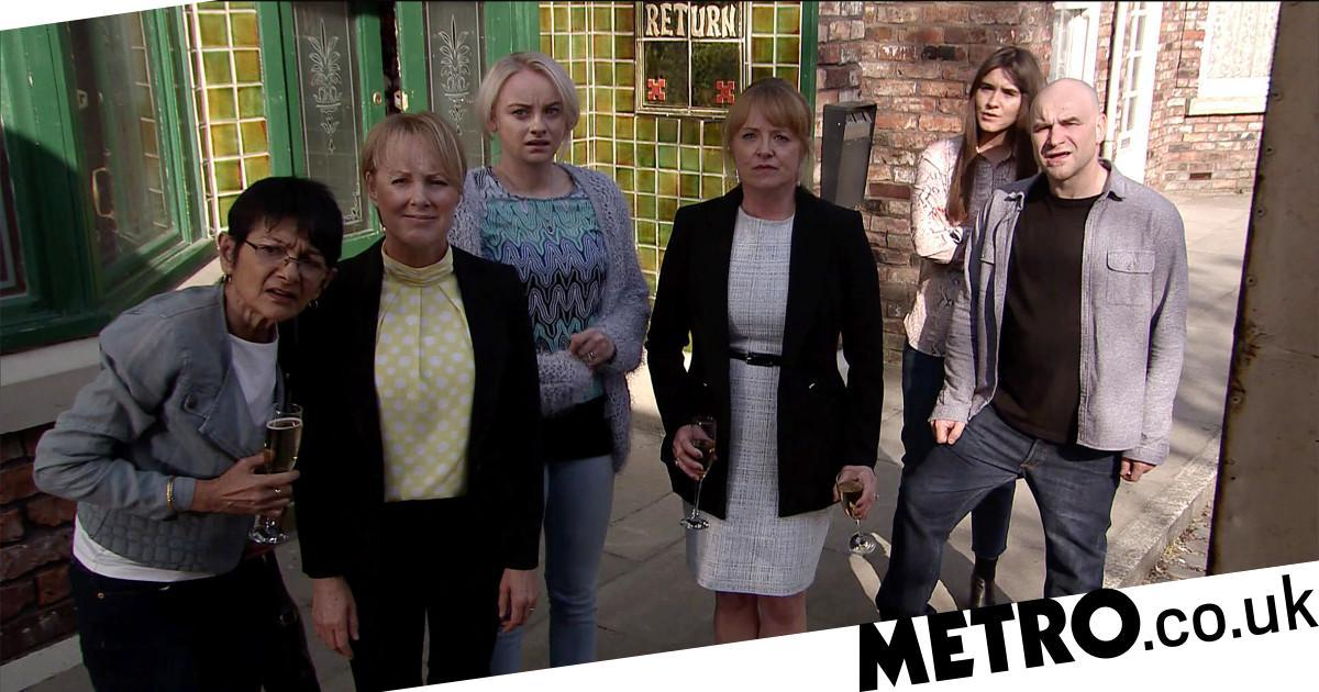 Jenny is going to make huge changes to the Rovers in Corrie