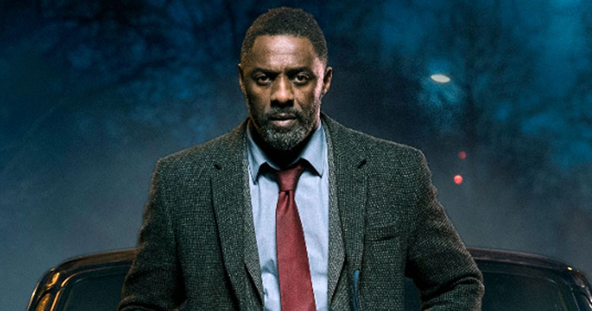Idris Elba says he needs therapy to 'reset' after playing dark Luther role