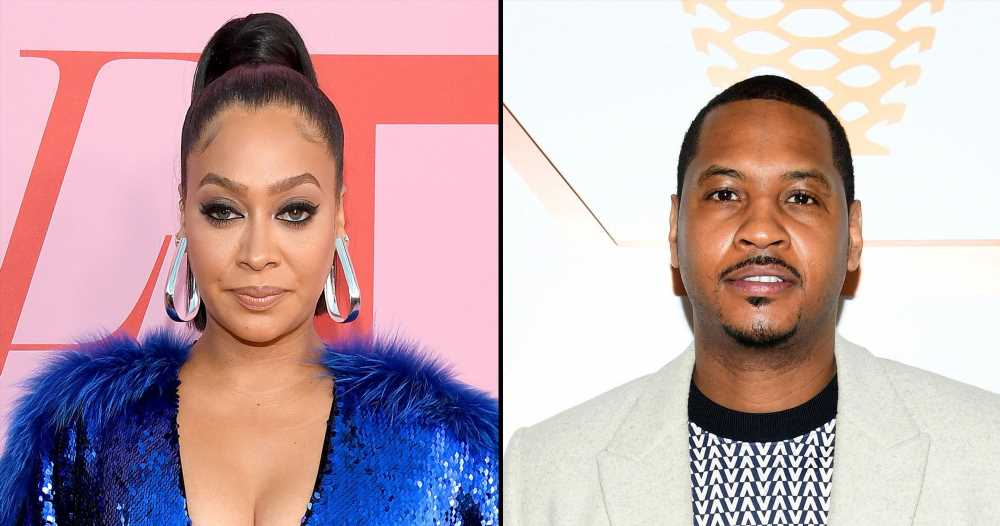 La La and Carmelo Anthony's Marriage Is 'Strained'