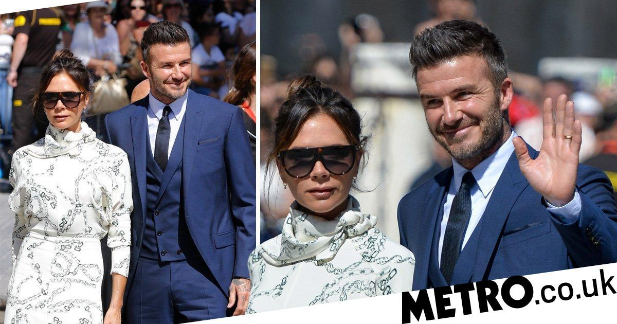 Victoria Beckham crushes Spice Girls reunion hopes as she attends Spain wedding