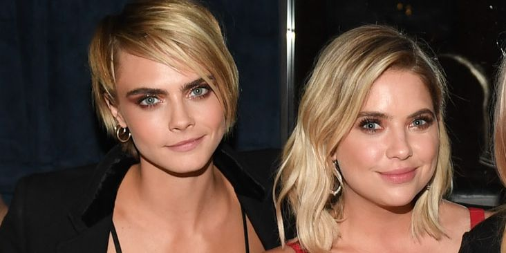 Cara Delevingne and Ashley Benson Reportedly Live Together Now