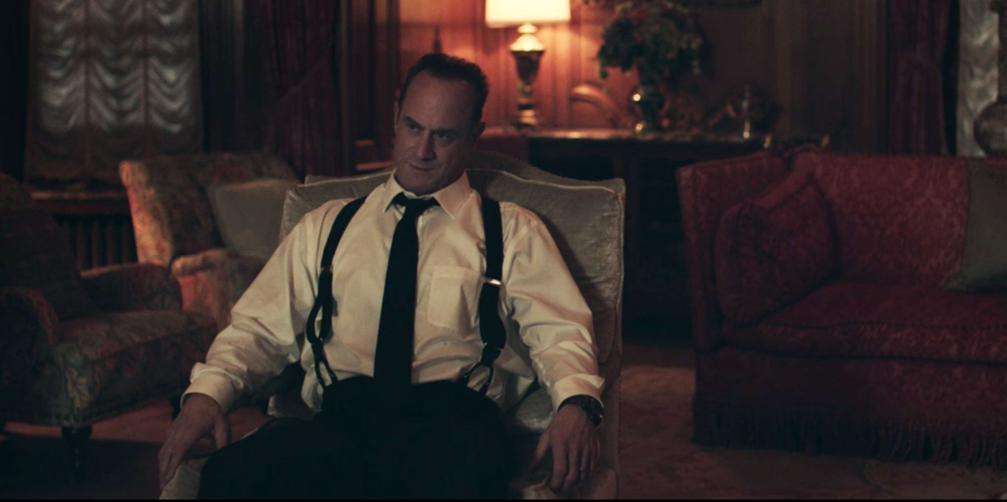Chris Meloni aka Detective Elliot Stabler Is on 'The Handmaid's Tale' Now and Fans Are Legit Unwell