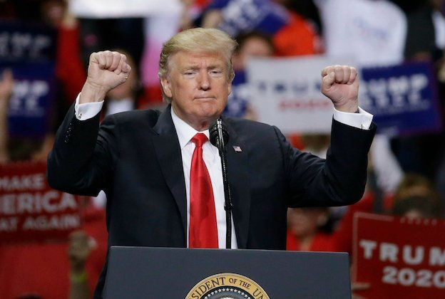 President Trump Announces His 2020 Re-Election Campaign — Watch Video