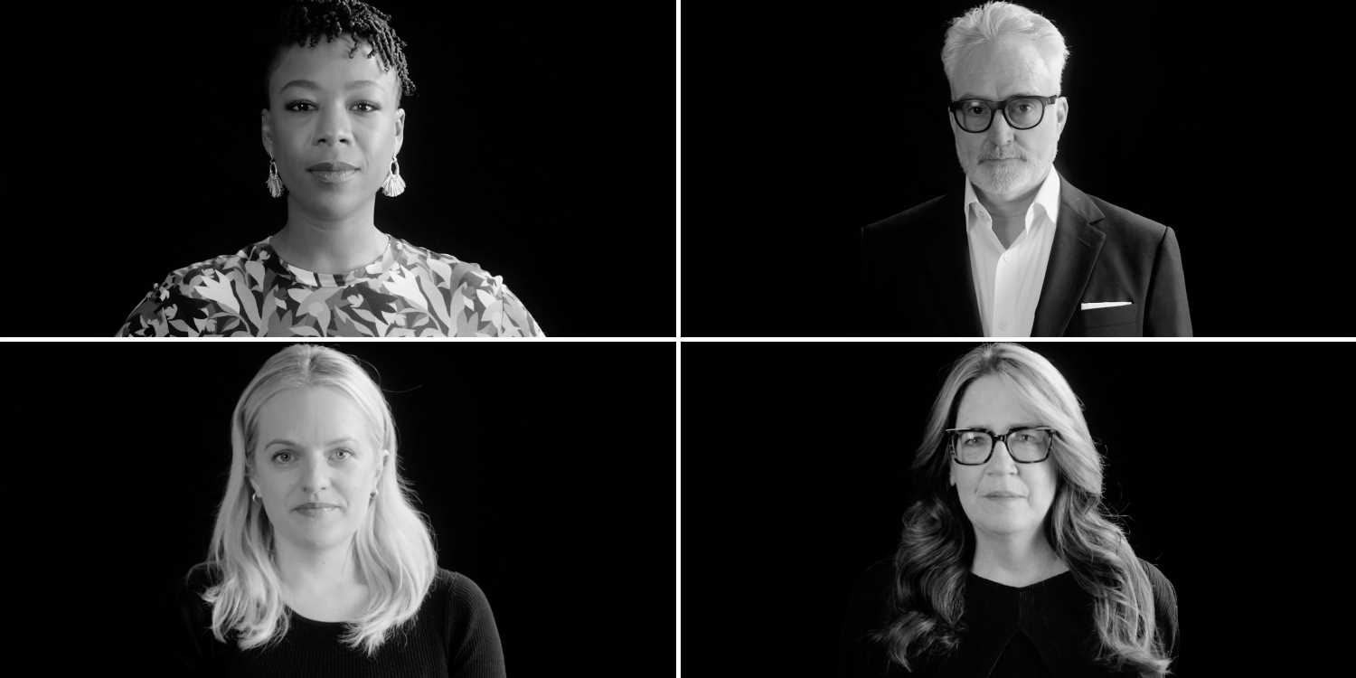 """The Cast of The Handmaid's Tale Has a Message for America: """"Abortion Care Is Healthcare"""""""