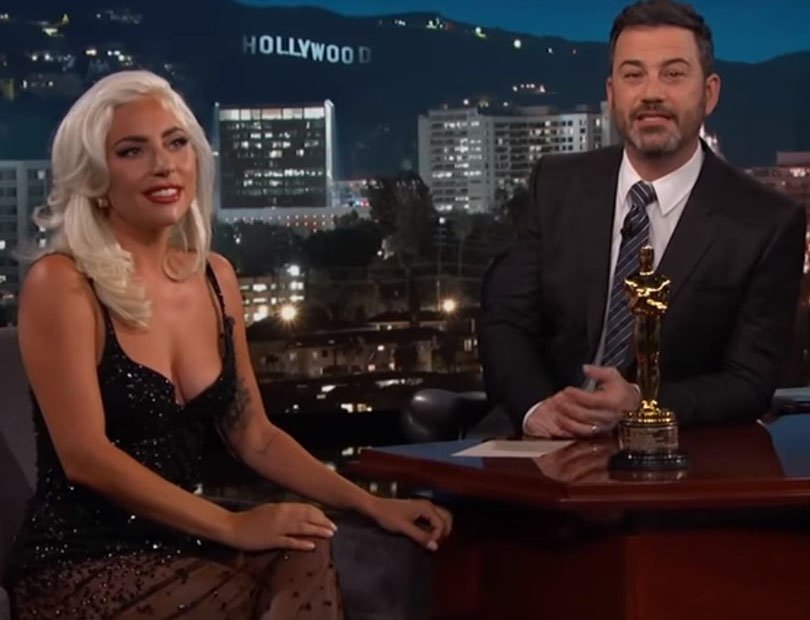 Here's What Lady Gaga Said About Bradley Cooper Romance Rumors After Steamy Oscar Performance