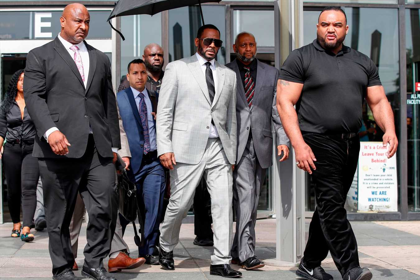 R. Kelly Pleads Not Guilty to 11 New Sexual Assault and Abuse Charges in Chicago Court