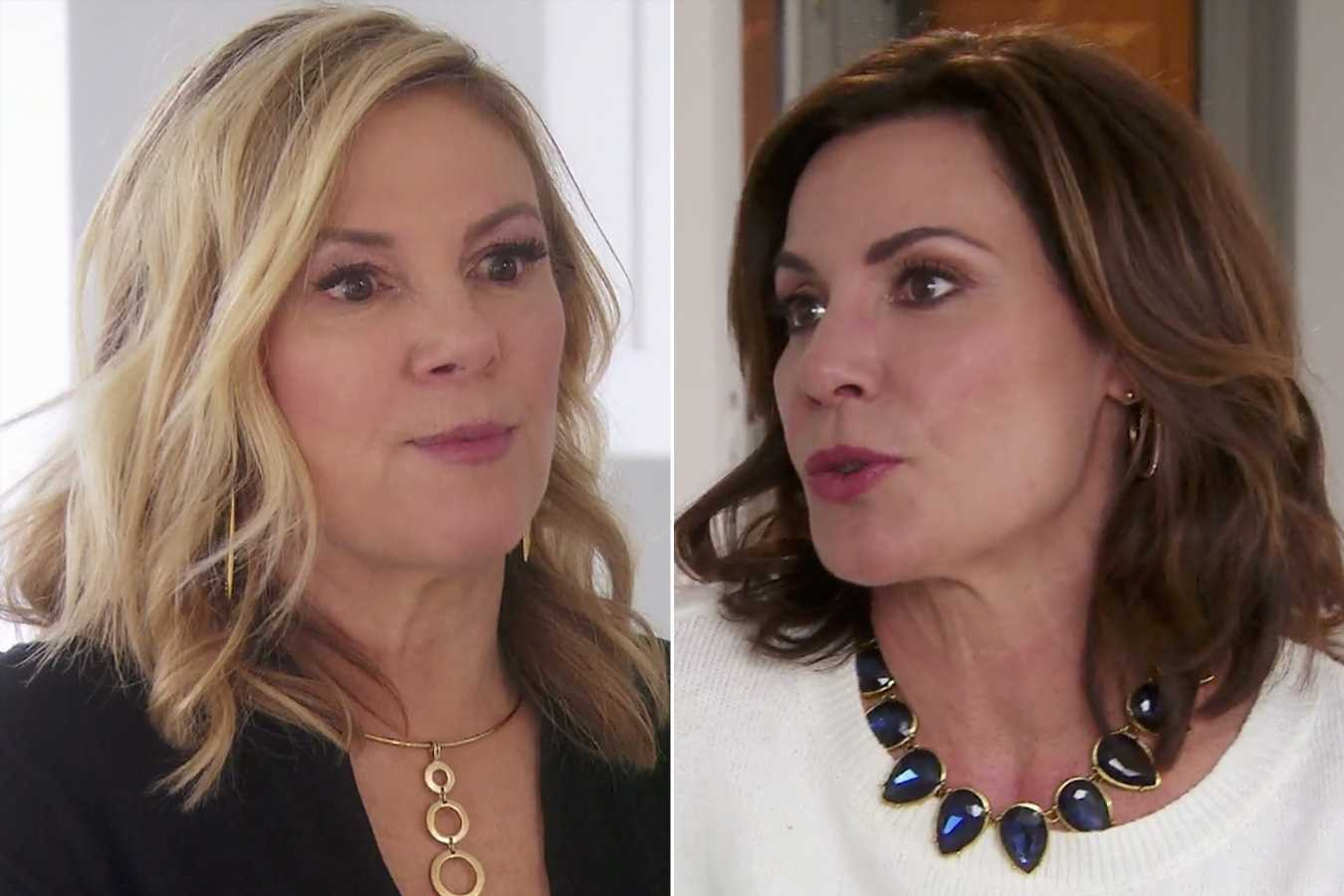RHONY: Ramona Singer Awkwardly Tells Luann de Lesseps the Ladies Don't Want to Attend Cabaret