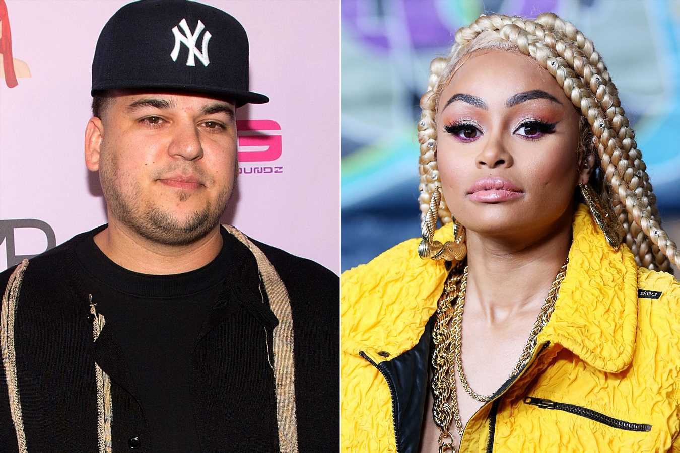 Blac Chyna Responds to Rob Kardashian Blocking Their Daughter Dream from Appearing on Her Show,