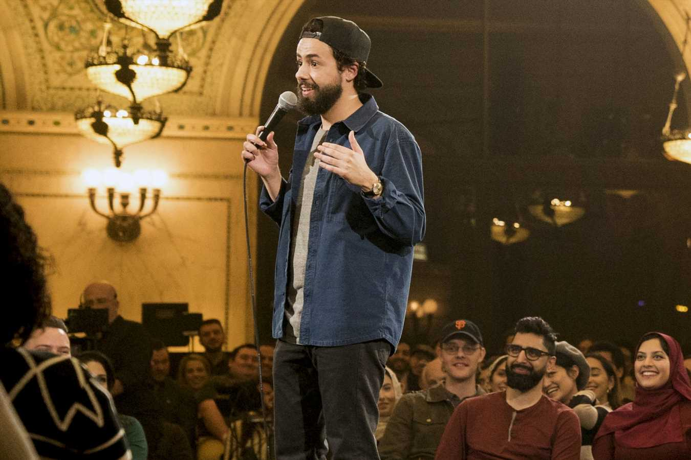 Ramy Youssef discuss Uncle Donald Trump in first comedy special