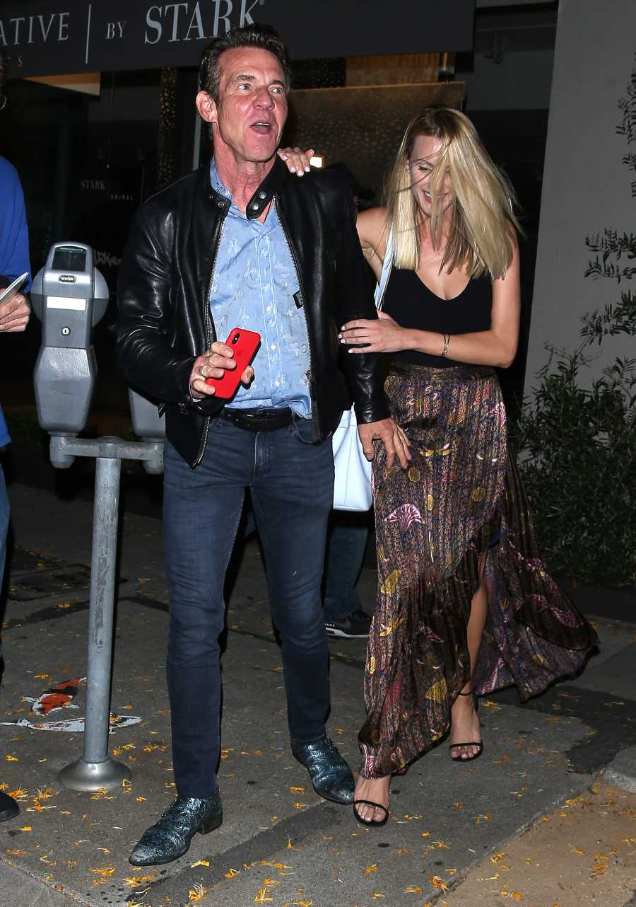 What We Know About Dennis Quaid's New Girlfriend, University of Texas PhD Student Laura Savoie