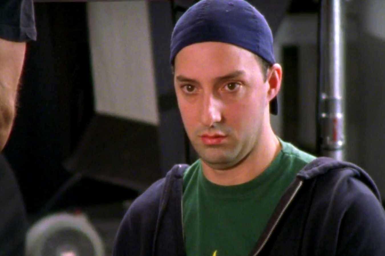 Tony Hale recalls having stare at naked Kim Cattrall on Sex and the City