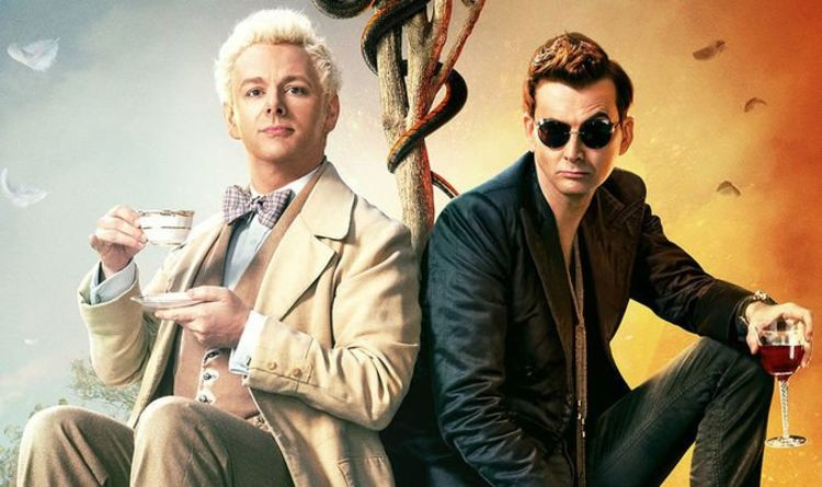 Good Omens BBC air date: When will Good Omens start on the BBC?