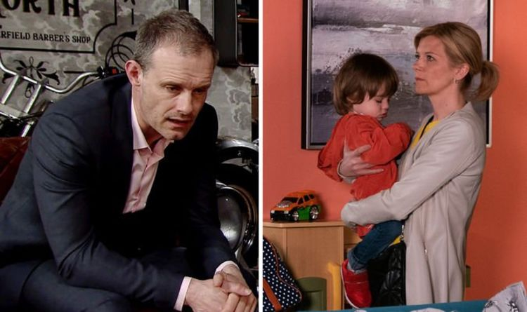 Coronation Street spoilers: Nick Tilsley and Leanne Battersby to go on the run?