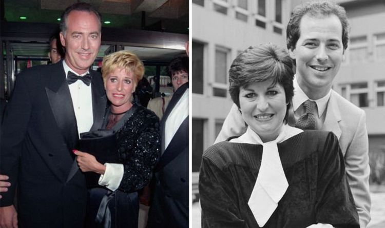 Michael Barrymore wife: The West End dancer who was behind Barrymore's rise to fame