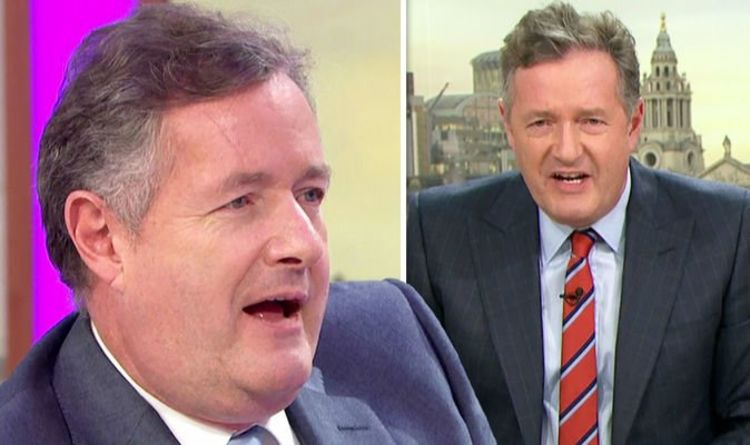 Piers Morgan: Life Stories and GMB presenter issues warning to co-star 'No rough stuff'