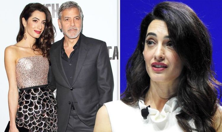 George Clooney reveals what Amal Clooney is REALLY like: 'People tiptoe around her'