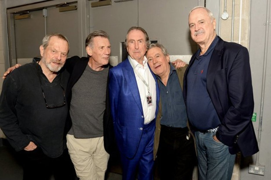 Monty Python forced to split for good after Terry Jones diagnosed with dementia