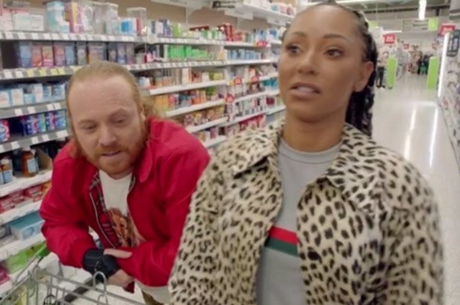 Spice Girls' Mel B exposes all as she says her 'very small vagina' is 'gorgeous'