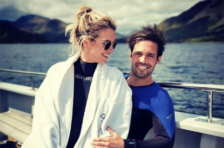 Spencer Matthews celebrates one year of sobriety with touching post