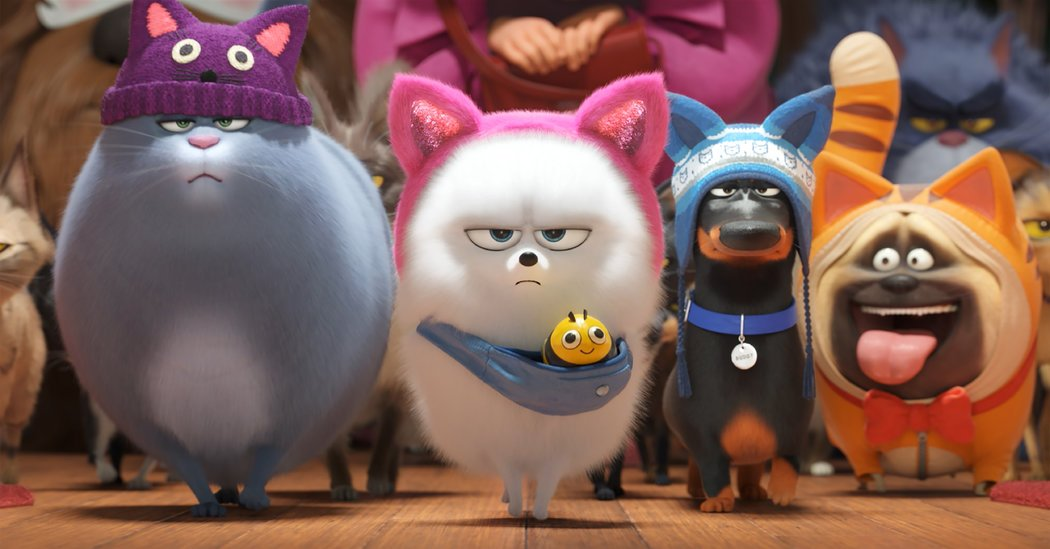 'The Secret Life of Pets 2' Review: Funny, Furry and Forgettable