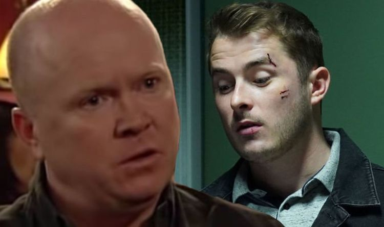 EastEnders spoilers: Ben Mitchell betrays Phil Mitchell in unforgivable attack twist?