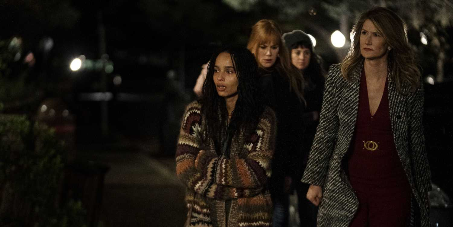 HBO Exec Defends Big Little Lies Season 2 After Andrea Arnold Controversy