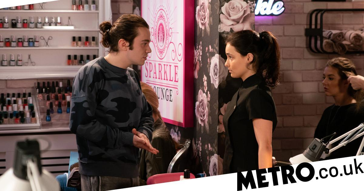 Alina to be brutally murdered in Corrie slavery ending?