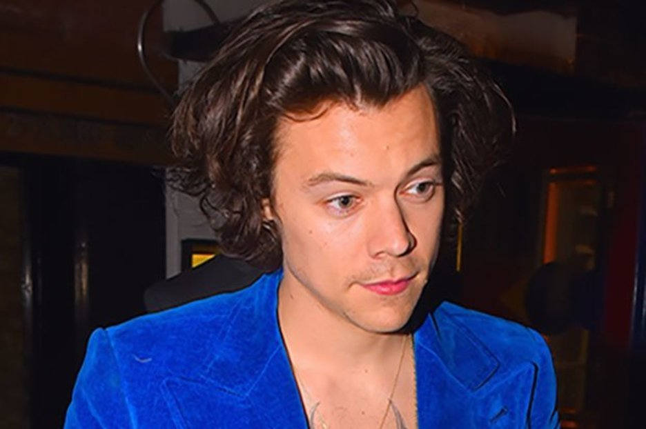 One Direction's Harry Styles 'tormented by stalker outside his home'