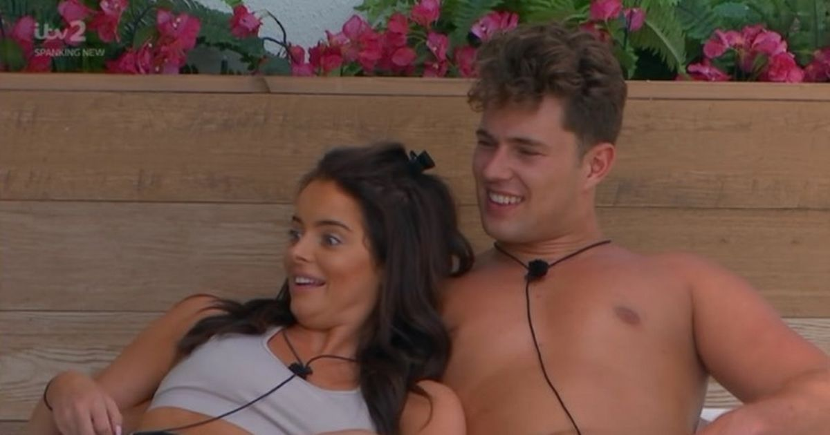 Love Island fans can't stomach Curtis and Maura sex scenes much longer