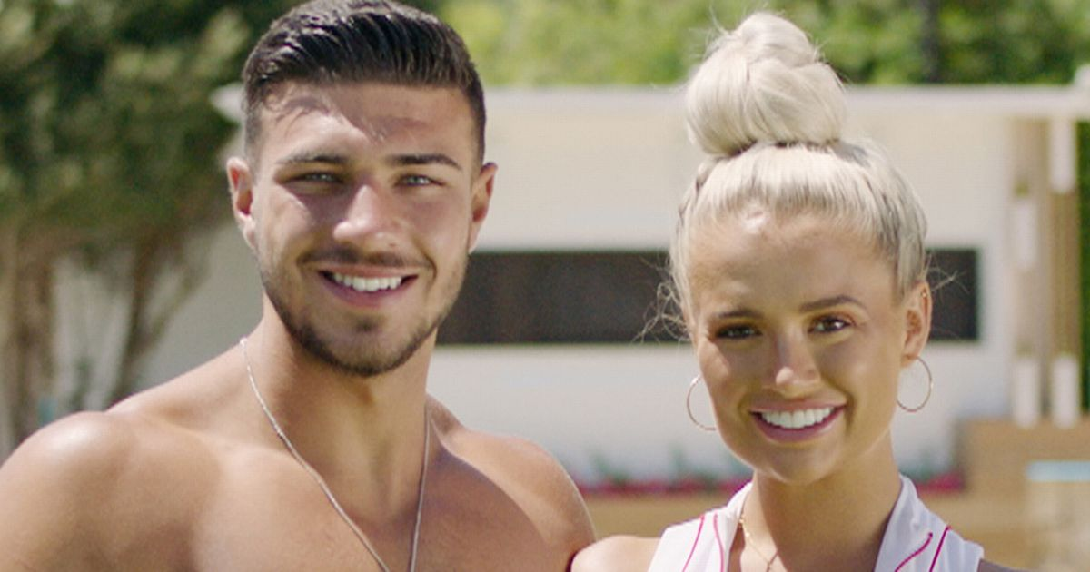 Molly-Mae and Tommy Fury story after becoming first official Love Island couple