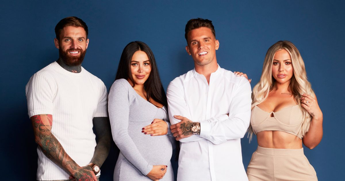 MTV's new Geordie Shore's OGs: Marnie Simpson, Gary Beadle Holly Hagan and Aaron Chalmers are returning to our screens
