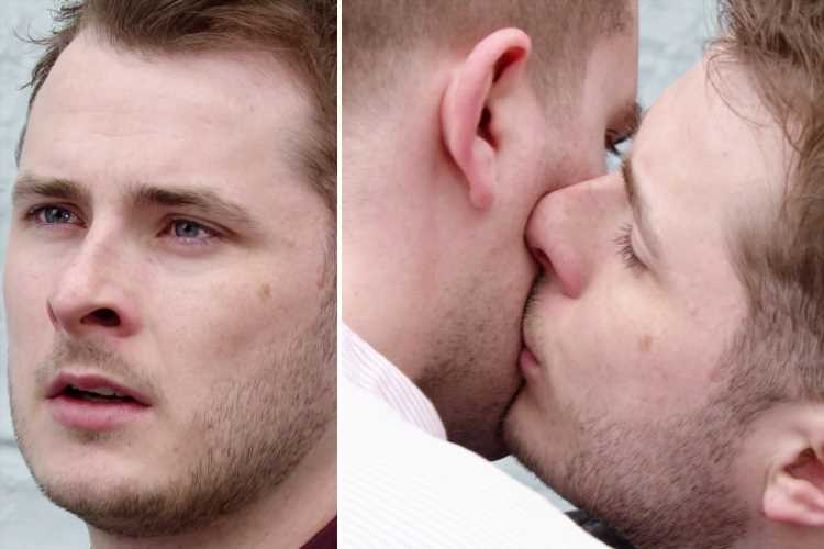 EastEnders' Max Bowen reveals he cried real tears during emotional Ben and Callum scenes as fans praise 'best ever' scene