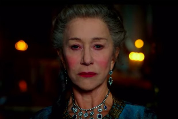 Helen Mirren Holds 'Absolute Power' in HBO's 'Catherine the Great' Trailer