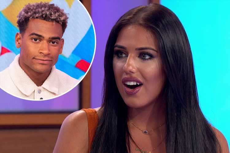 Love Island's Anna says ex Jordan has been trying to FLIRT with her and even came to her Loose Women dressing room – The Sun