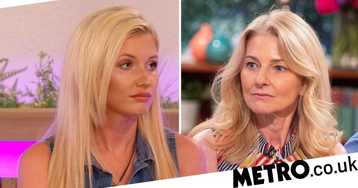 Curtis Pritchard's mum wants to give former Love Island star Amy Hart a hug