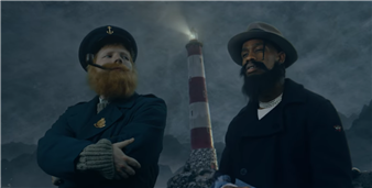 Watch Ed Sheeran Play Dress Up in Cinematic 'Antisocial' Video