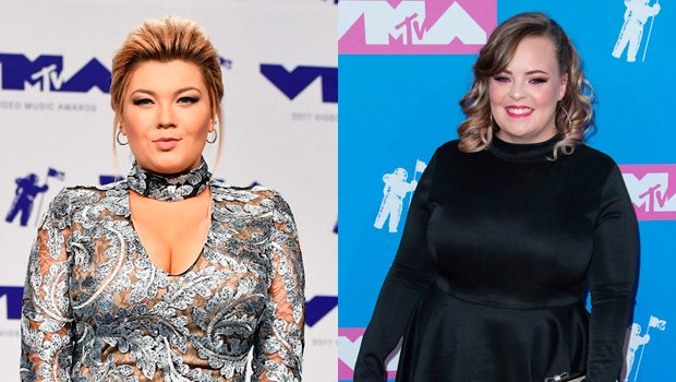 Catelynn Lowell Defends Her Support For Amber Portwood After Arrest: I'm Helping 'A Friend In Need'