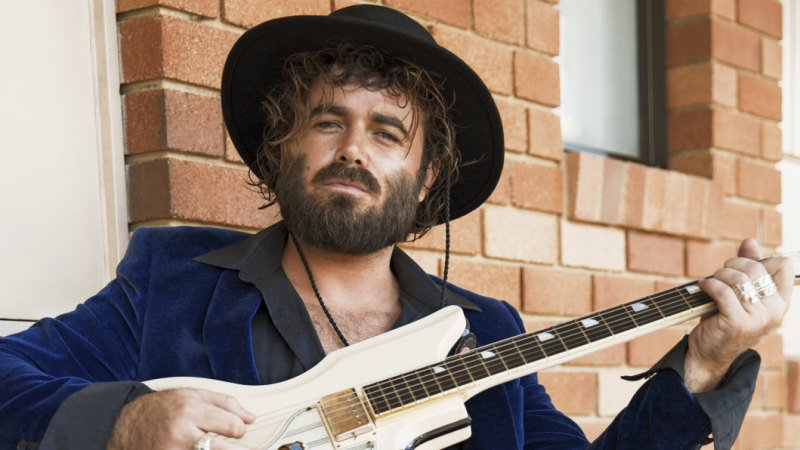 Angus Stone's alter-ego is back with the dope