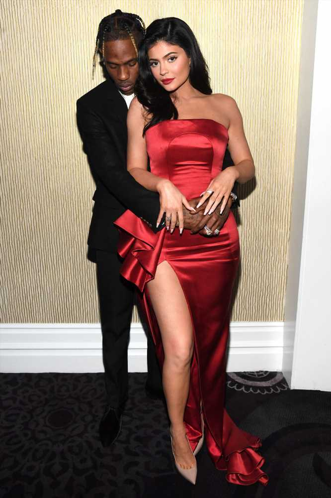 Kylie Jenner and Travis Scott Are 'Discussing Marriage,' Source Says