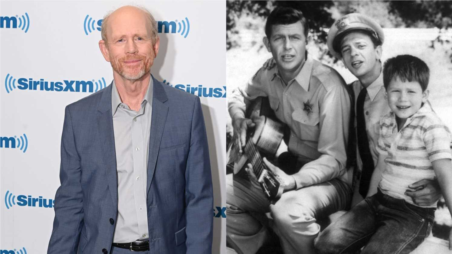 Almost 60 years later, Ron Howard can still channel his 'Andy Griffith Show' character